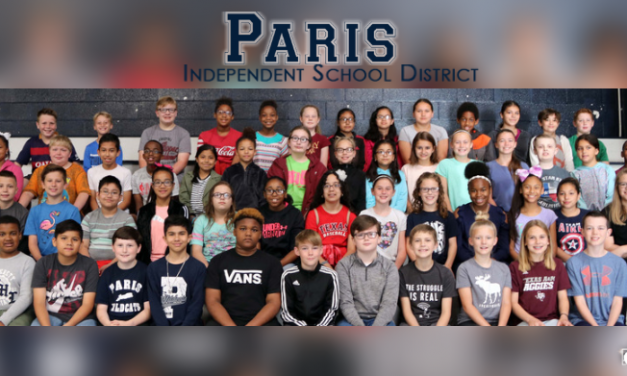 Crockett students inducted into National Elementary Honor Society (NEHS)