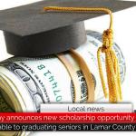 United Way announces new scholarship for graduating Lamar County seniors