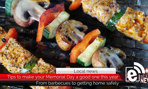 Tips to make your Memorial Day barbecue a good one this year