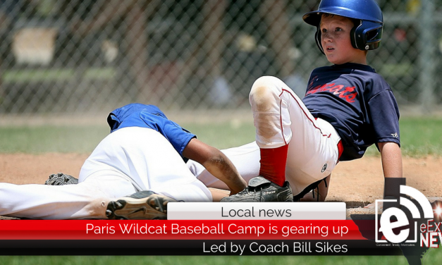 Paris Wildcat Baseball Camp is gearing up for the summer