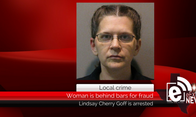 Woman is behind bars after police say she committed fraud