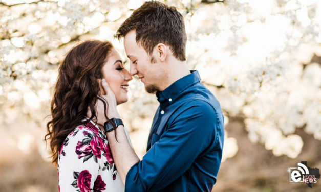 Kassie Usry and Christian Neal    Engagement