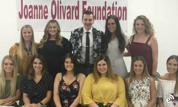 NL seniors awarded Joanne Olivard Scholarship