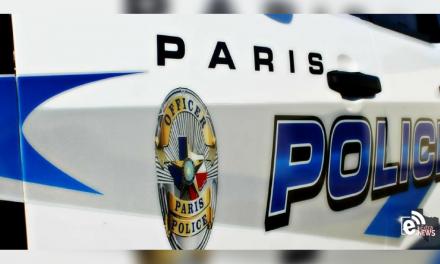 Paris Police Department arrest report || May 30, 2018