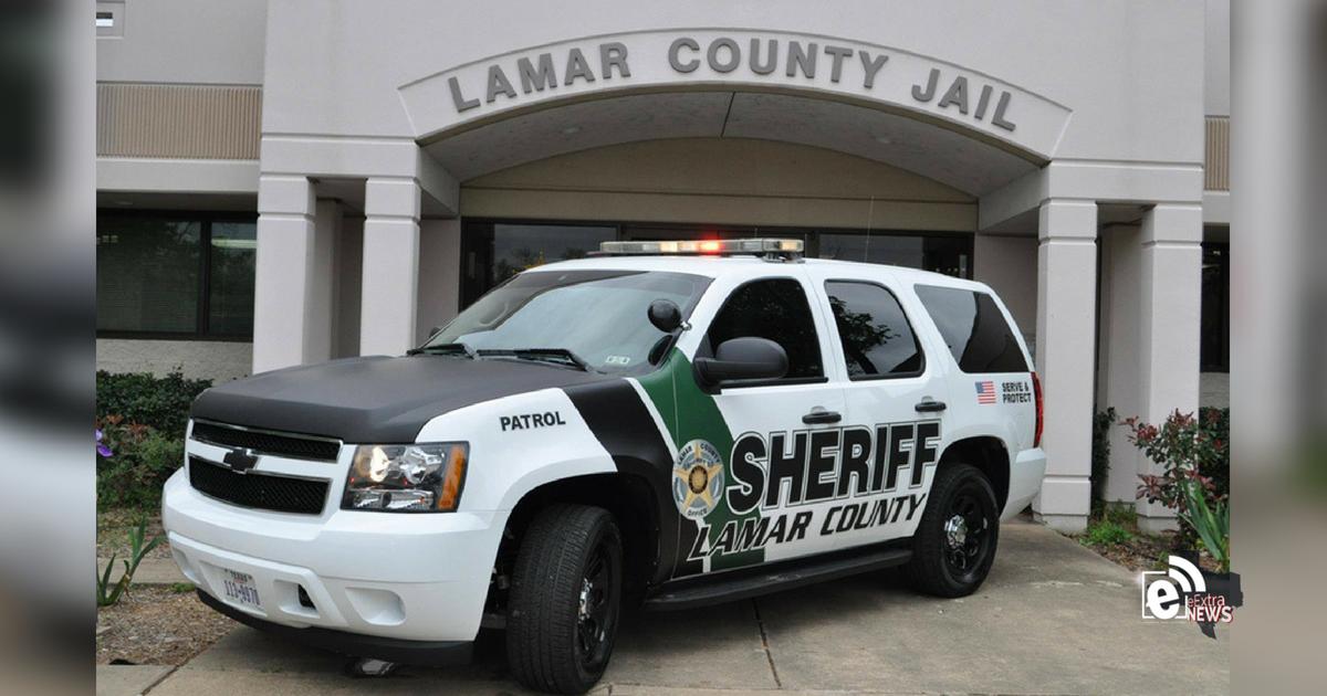 Lamar County Sheriff inmate booking report || June 14, 2018