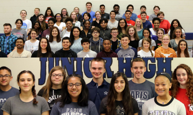 Paris ISD students excel at regional Spanish competition