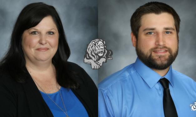 Roxton ISD teachers of the year