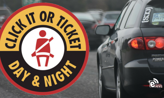 Paris police join Click it or Ticket campaign, reminding citizens to buckle up