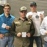 NLHS students earn welding certifications