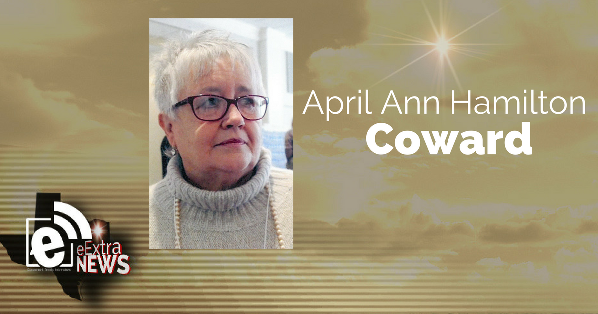 April Ann Hamilton Coward
