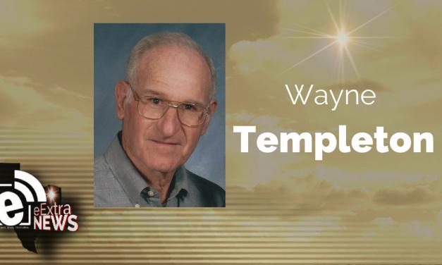 Wayne Templeton of Paris, Texas