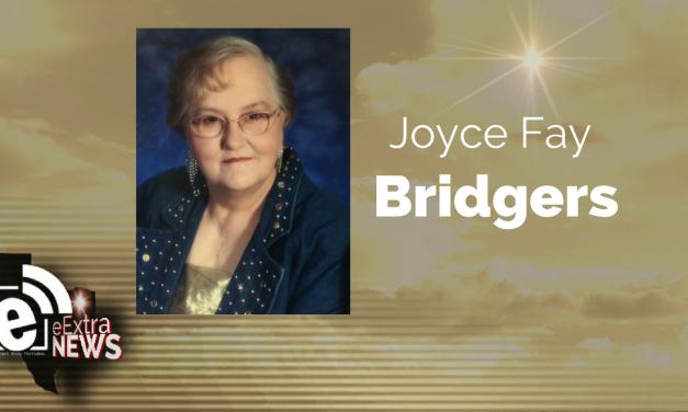 Joyce Fay Bridgers of Orange, Texas