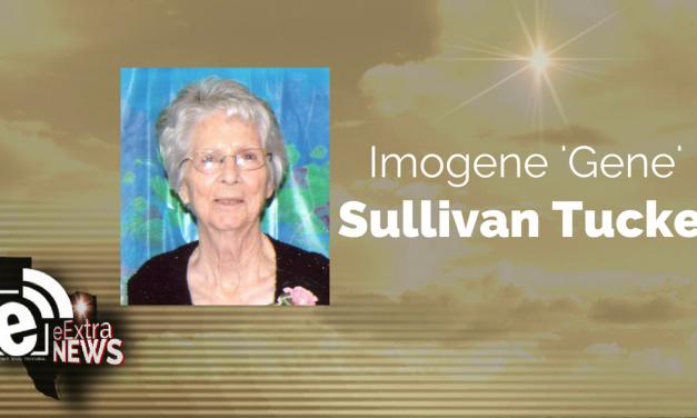 Imogene 'Gene' Sullivan Tucker of Powderly, Texas