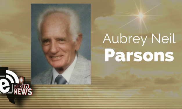 Aubrey Neil Parsons of Paris, Texas