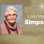 Lola Mae Simpson of Paris, Texas