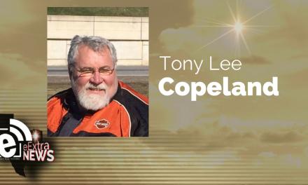 Tony Lee Copeland of Sumner, Texas