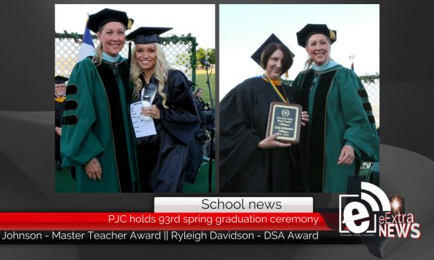 PJC holds 93rd spring graduation ceremony
