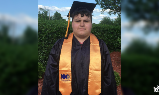 Paris High School student graduates college before high school