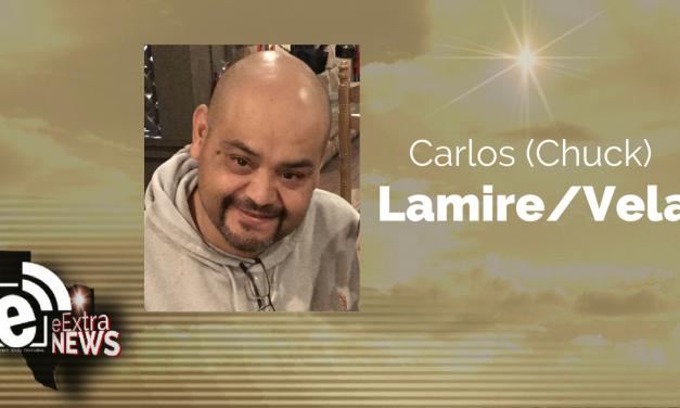 Carlos (Chuck) Lamire/Vela of Paris, Texas