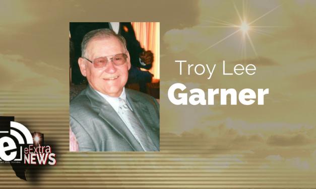 Troy Lee Garner of Sumner, Texas