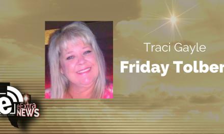 Traci Gayle Friday Tolbert of Paris, Texas