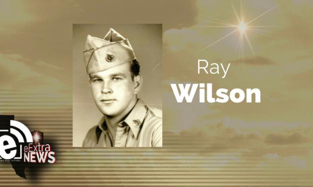 Ray Wilson of Blossom, Texas
