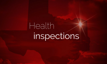 Health inspections through May 16, 2018
