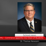TAMU – Commerce appoints new Dean of Students