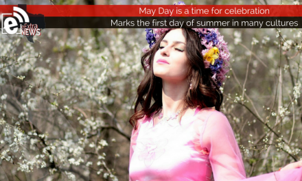 May Day is traditionally a time for celebration
