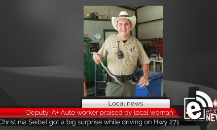 Lamar County Sheriff Deputy and A+ Automotive worker praised for helping local woman