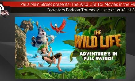 Movies in the Park presents 'The Wild Life' Thursday at 8 p.m.