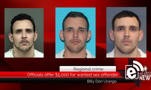 Regional crime: Officials offer $5,000 reward for wanted sex offender