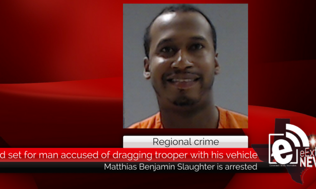 Regional news: Bonds have been set for man accused of dragging trooper with his vehicle