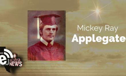 Mickey Ray Applegate