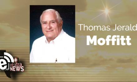 Thomas Jerald Moffitt of Powderly, Texas