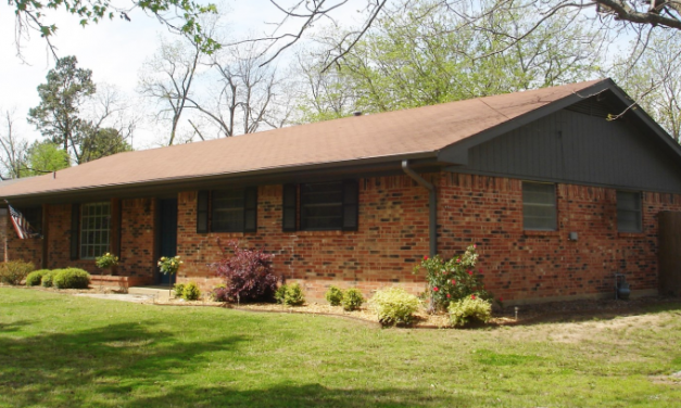 Price reduced || Brick home for sale in Red River County