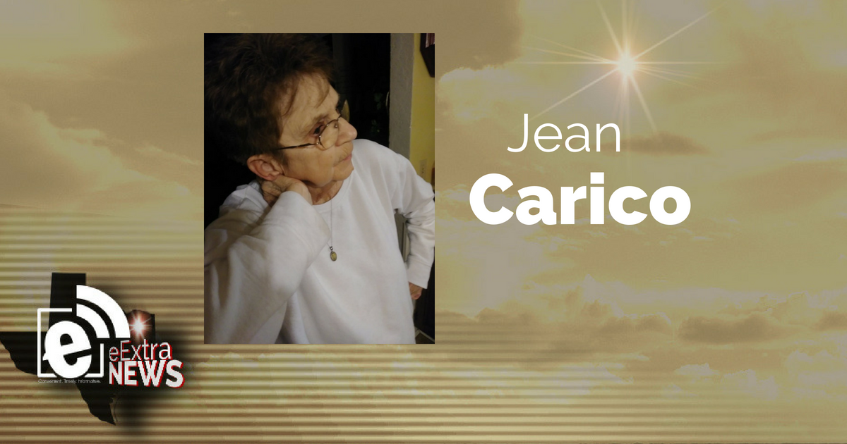 Jean Carico of Powderly, Texas