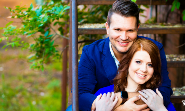 Chelsey Kelley and Chris Taylor || Engagement