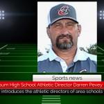 Meet Chisum High School Athletic Director Darren Pevey