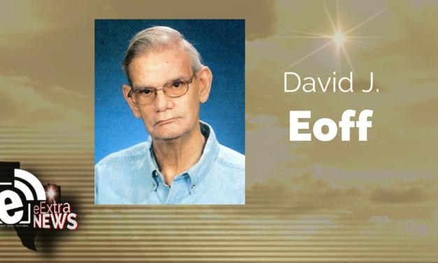 David J. Eoff of Paris, Texas
