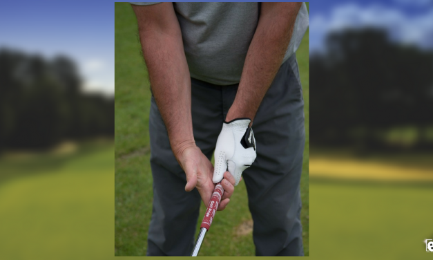 Grip || Tips from golfing pro, Cathy Harbin