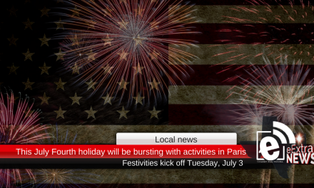 This July Fourth holiday will be bursting with activities in Paris