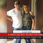 A Father's Day Story, 43 years in the making