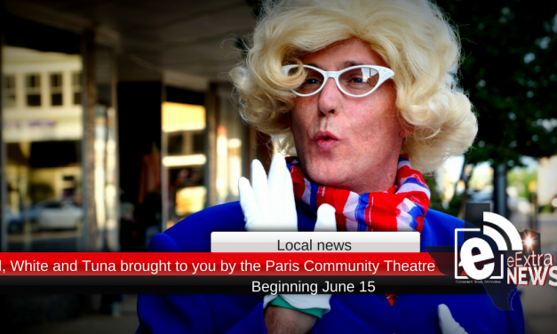Red, White and Tuna brought to you by the Paris Community Theatre