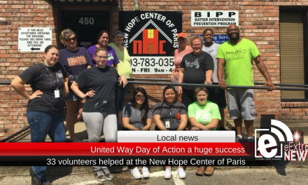 United Way Day of Action a huge success