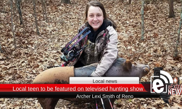 Local teen to be featured on televised hunting show •Click to watch video