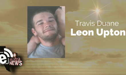 Travis Duane Leon Upton of Sumner, Texas