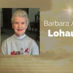 Barbara Ann Lohaus of Blossom, Texas