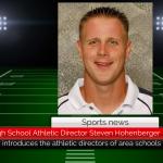 Meet Paris High School Athletic Director Steven Hohenberger