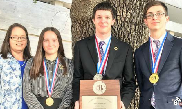 NLs Speech and Debate team leaves marks at state